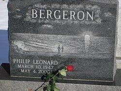 Philip Leonard Bergeron