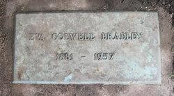 Eva Blanche <i>Colwell</i> Bradley