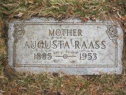 Augusta <i>Ziegelman</i> Raass
