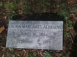 Laura Margaret <i>Hoppe</i> Alfriend
