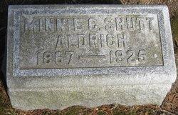 Minnie C. <i>Shutt</i> Aldrich
