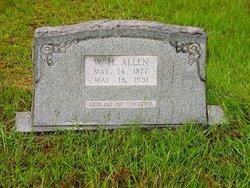 William Hiram Allen