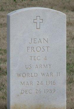 Jean Frost