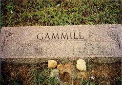 Ida E <i>Ferguson</i> Gammill