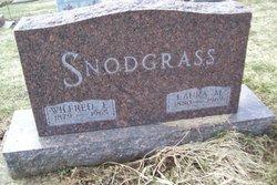 Laura May <i>Reynolds</i> Snodgrass
