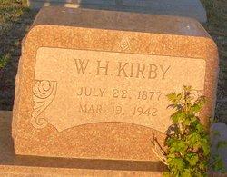 W H Kirby