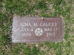 Nina Marietta <i>Deardorff</i> Cauger