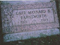 Maynard Bradford Farnsworth
