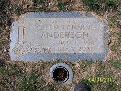 Joleen <i>Lanning</i> Anderson