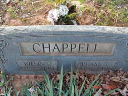 Pearl T Chappell