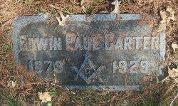 Edwin Paul Carter