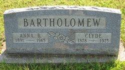Anna B. Bartholomew