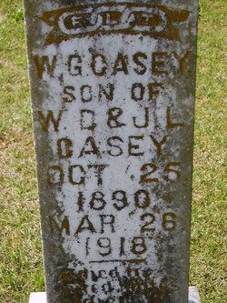 W. G. Casey