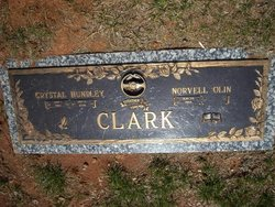Hattie Crystal <i>Hundley</i> Clark