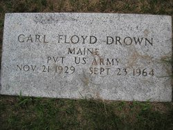 Carl Floyd Drown