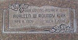Avaleen W <i>Roundy</i> Kirk
