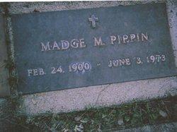 Magdeline M Madge <i>Sellman</i> Pippin