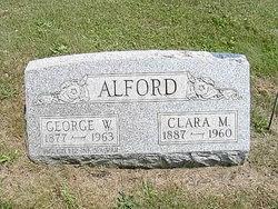 Clara M Alford