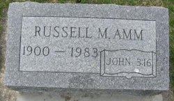 Russell M. Amm