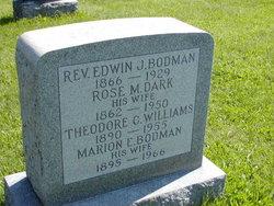 Rose M. <i>Dark</i> Bodman