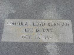 Consula <i>Floyd</i> Burnsed