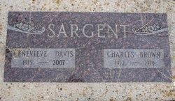 Genevieve <i>Davis</i> Sargent