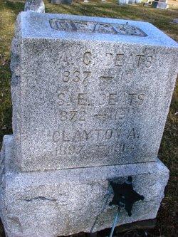 Alfred C Deats