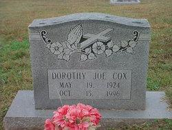 Dorothy Joe <i>Ledford</i> Cox