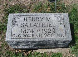 Henry Morgan Salathiel