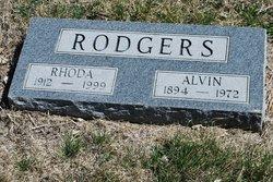 Rhoda May Rhodie <i>Sealock</i> Rodgers