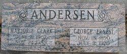 Marjorie <i>Clark</i> Andersen