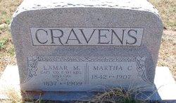 Martha C. <i>Drake</i> Cravens