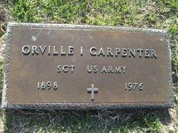 Orville I Carpenter