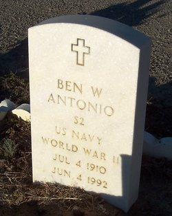 Ben W. Antonio