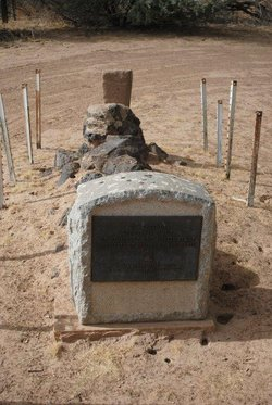 Oatman Grave