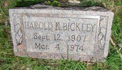 Harold K. Bickley