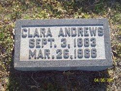 Clara M <i>Zook</i> Andrews