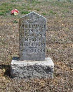 William Jesse Beach