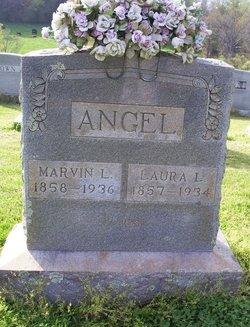 Laura Louise <i>Benfield</i> Angel