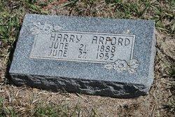 Harry Arford
