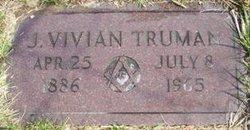 John Vivian Truman