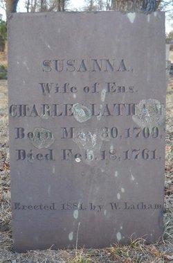 Susanna <i>Woodward</i> Latham
