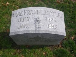 Anne Franklin Atlee