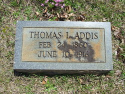 Thomas Lewis Addis