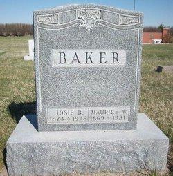 Josephy B. Josie <i>Stethem</i> Baker