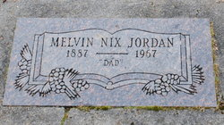 Melvin Nix Nix Jordan