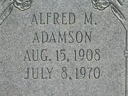 Alfred McCage Adamson
