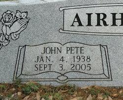John Pete Airheart