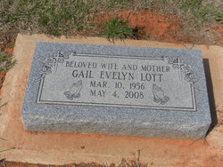 Gail Evelyn Lott