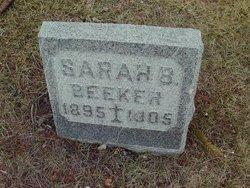 Sarah B. Beeker